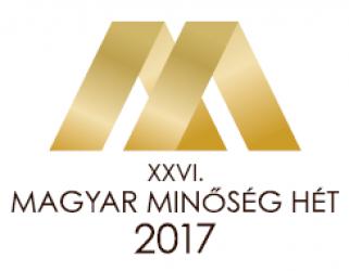 XXVI. Magyar Minőség Hét 2017.